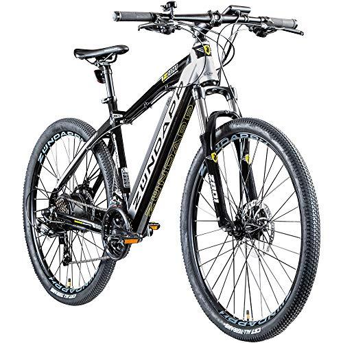 Zündapp Z801 Ebike Mountainbike 27,5 Zoll E Bike Damen Herren E-Mountainbike 650B Mountain Bike Shimano...