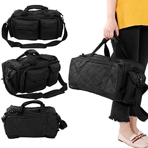 Changor Einstellbar Schulter Tasche, Qualität Oxford Stoff Solar Dusche Tasche Polyester Gemacht(Schwarz)