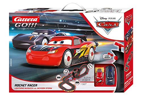 Carrera 20062518 Disney·Pixar Cars-Rocket Racer