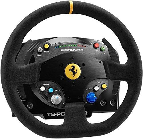 Thrustmaster TS-PC Racer Ferrari 488 Challenge Edition (LenkradForce Feedback 270° - 1080°LED...