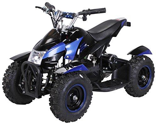 Actionbikes Motors Mini Kinder Elektro Quad ATV Cobra 800 Watt 36 V Pocket Quad - Original Saftey Touch -...