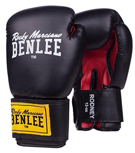 BenLee Rocky Marciano Unisex Training Gloves RODNEY Gold/Black 12 oz