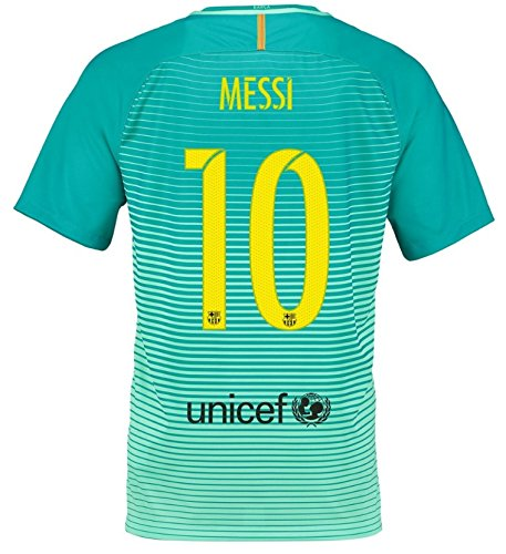 Nike Trikot FC Barcelona 2016-2017 Third (Messi 10, L)