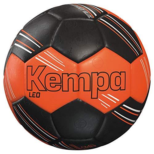 Kempa Handball Leo 200189201 orange/schwarz 1