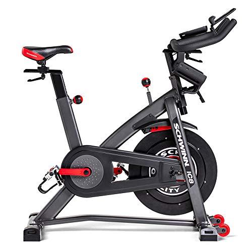 Schwinn Speedbike IC8 mit Bluetooth Indoor Cycle mit Magnetwiderstand, 100-fache Widerstandseinstellung mit...
