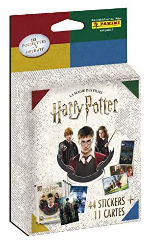 Panini France SA-LA Magie des Films Harry Potter-11 Taschen, 2532-020