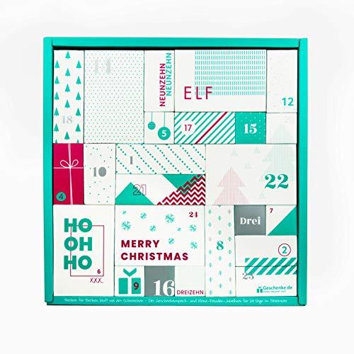 Geschenke.de Stay@Home-Kalender für Paare