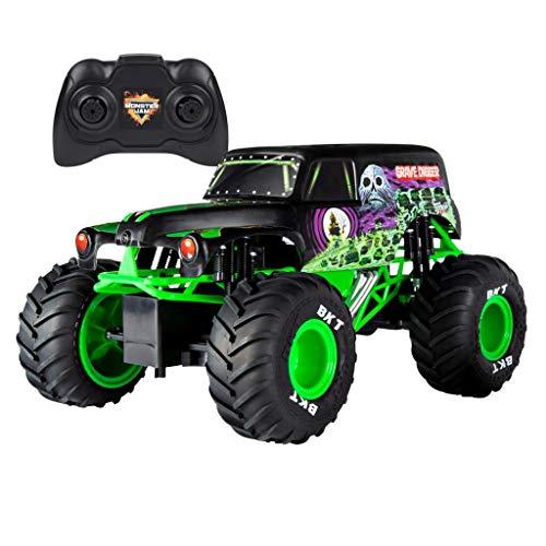Monster Jam Grave Digger RC Truck, Maßstab 1:15, ferngesteuert