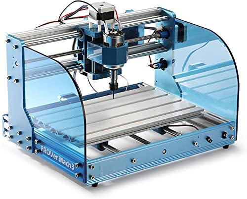 SainSmart Genmitsu CNC-Fräs-/Graviermaschine 3018-PROVer Mach3 mit Mach3-Steuerung, Endschaltern &...