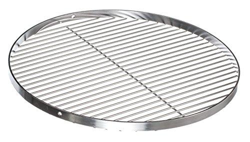 Brandsseller Edelstahl Grillrost Schwenkgrill geeignet - Rostfrei Edelstahl 18/0 Asi 430 Nickel frei - Ø 70...