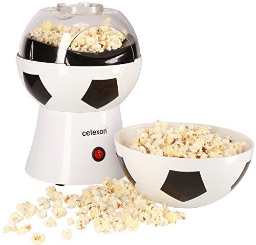 Popcorn-Maschine im Fußball-Style