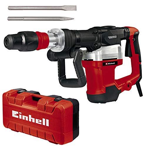 Einhell Abbruchhammer TE-DH 32 (1500 W, 32 J, 1900 (1/min), SDS-max-Werkzeugaufnahme, schwingungsgedämpfter...