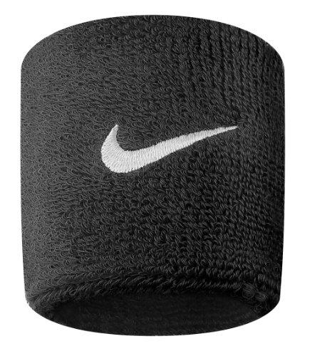 Nike Swoosh Wristband Schwarz