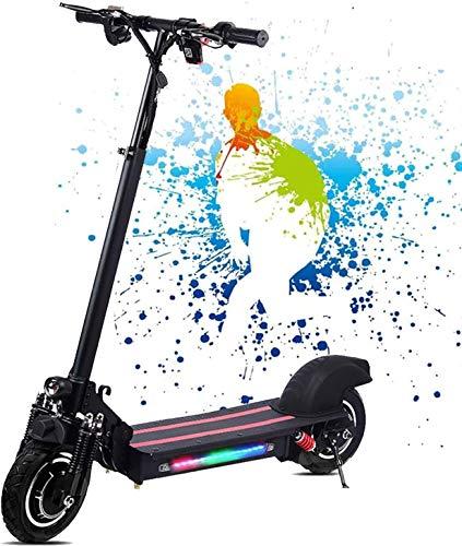Faltbarer Elektroroller Für Erwachsene E Scooter - Leistung 1200 W - 48 V / 22 Ah - Höchstgeschwindigkeit 50...