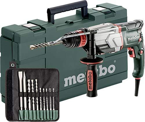 Metabo Multihammer UHE 2660-2 Quick Set Extrem robust für harten Dauereinsatz- inkl....