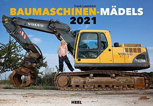 Baumaschinen Mädels 2021