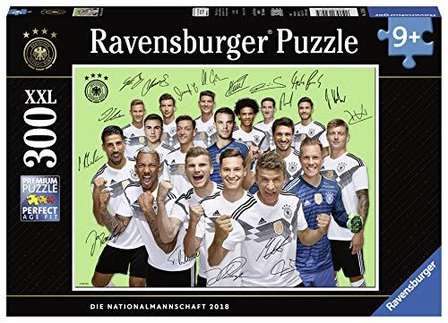 Ravensburger 13248 Fußballclubs Weltmeisterschaft 2018, Puzzle