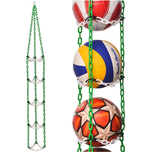 Vailantes® Ballaufhänger - Fußball Volleyball und Basketball Originaler Ballhalter für EIN Kinderzimmer...