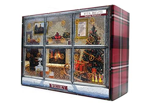 Whisky Adventskalender International Edition 2021 - Vita Dulcis - 24x0,02l