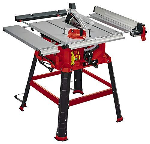Einhell Tischkreissäge TC-TS 2225 U (max. 2200 W, Ø254 x ø30 mm Sägeblatt, Parallel-/Winkelanschlag,...