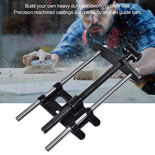Schraubstock für Tischlerarbeiten, 26,7 cm, strapazierfähig, für Holzhandwerker, Schraubstock,...