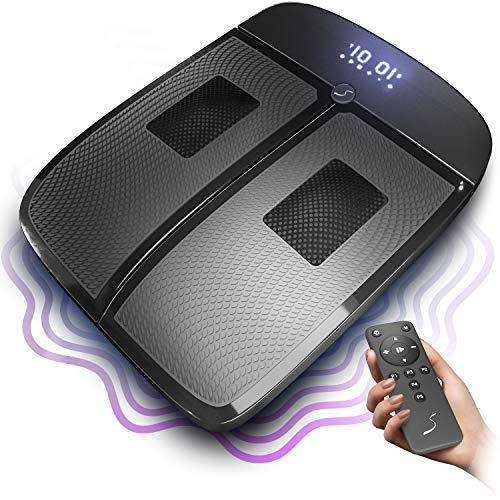 Sportstech VX350 2in1 Vibrationsplatte |Vibration und Massage im Edlen Design |3D Vibrationen stimulieren die...