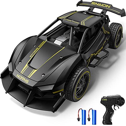 Metall RC Ferngesteuertes Auto für Kinder Auto Ferngesteuerte 2.4GHz 1:24 Indoor Fernbedienungs Auto Fahrzeug...