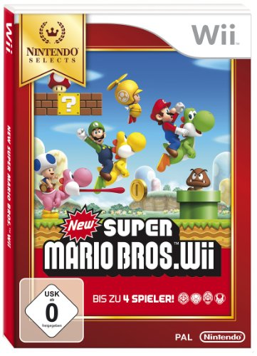 New Super Mario Bros. - [Nintendo Wii]