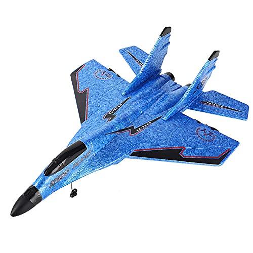 CHENBAI Ferngesteuerte Kampfdrohne, Modellflugzeug Starrflügel, Großes Schaumstoff-Gleitflugzeug, Smart...