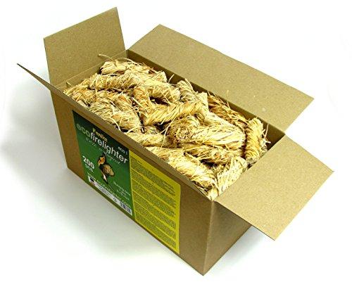 Feniks Kaminanzünder 200 Stück. in der Box, für Kamin, Öfen, Grills und Lagerfeuer