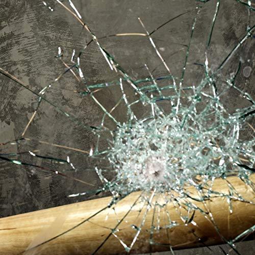 TipTopCarbon 8,22€/m² Fenster Splitterschutz Folie 200 x 152cm Sicherheitsfolie Splitterschutzfolie...