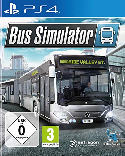 Bus Simulator - [PlayStation 4]