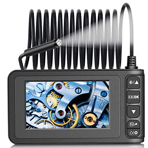 Endoskopkamera Industrielles Endoskop - Fynllur Digitale Inspektionskamera Handheld mit...