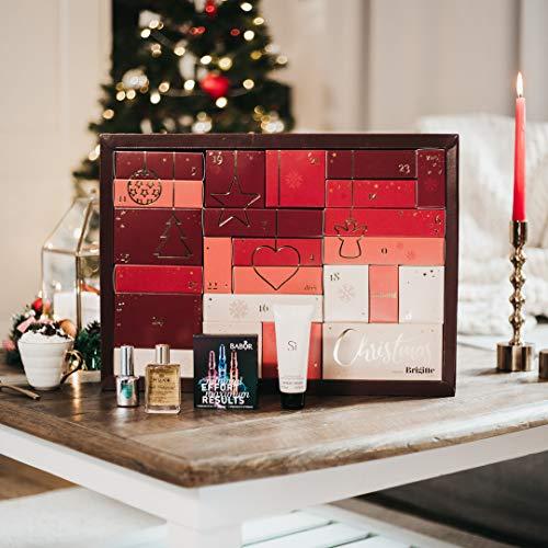 BRIGITTE Box Premium Adventskalender 2020   Premium Beauty Adventskalender für Frauen im Wert von über...