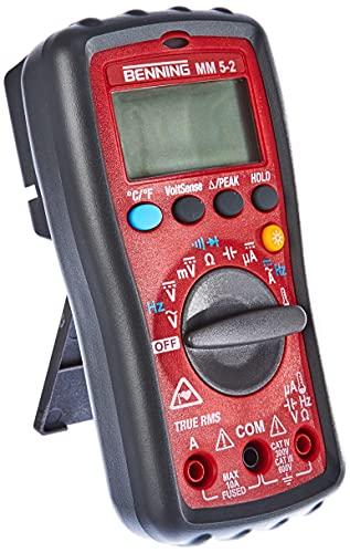 Benning MM 5-2 TRMS-Digital-Multimeter, 044071