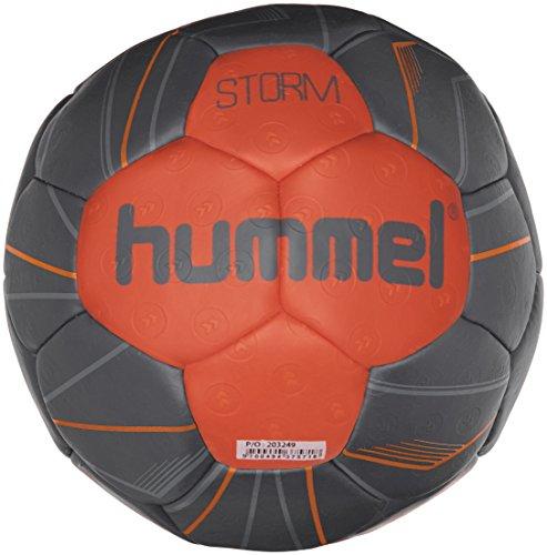 Hummel Erwachsene Storm HB Handball, Ombre Blue/Naturtium, 3