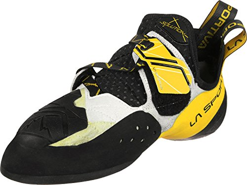 LA SPORTIVA Solution, 44.0/44 EU, White/Yellow