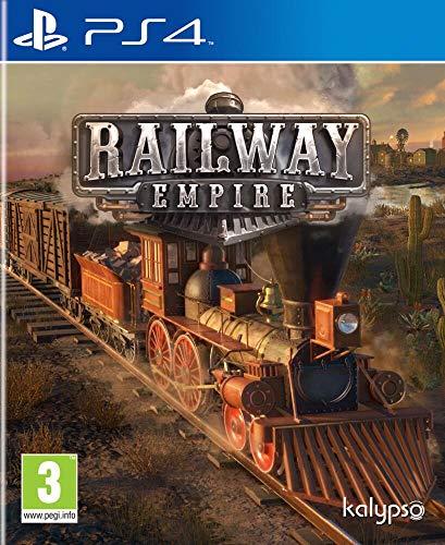 Eisenbahnreich/ PS4