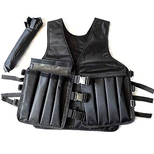 Gewichtsweste, Verstellbare Workout-Trainingsjacke Für Krafttraining, Taillentrainer Zum Aufwärmen Für...