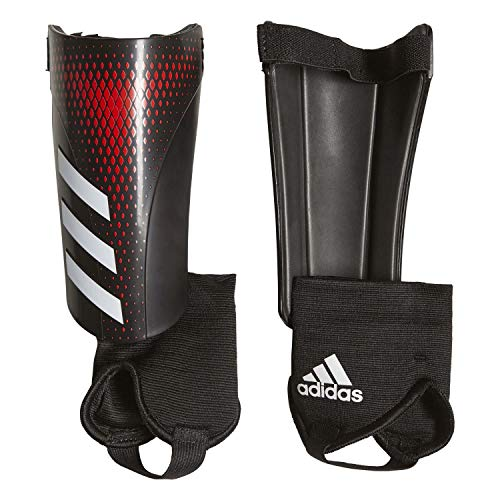 adidas Performance Predator 20 Match Schienbeinschoner Kinder schwarz/rot, L