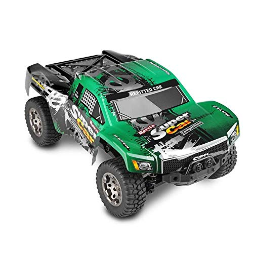 1yess Auto 45KM / H High Speed 1/12 Off-Road Vehicle Professionelle RC Drift Off-Road-Short-Karte...