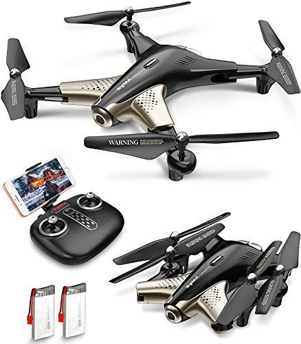 SYMA Drohne mit Kamera HD 1080P X300 RC Drohne FPV WiFi Übertragung Optische Positionierung 2.4GHz...