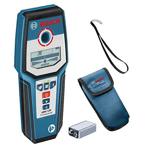 Bosch Professional digitales Ortungsgerät GMS 120 (max. Detektionstiefe...