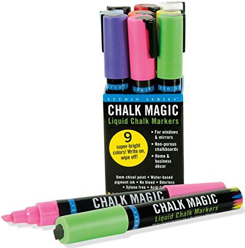 CHALK MAGIC LIQUID CHALK MARKE (Studio)
