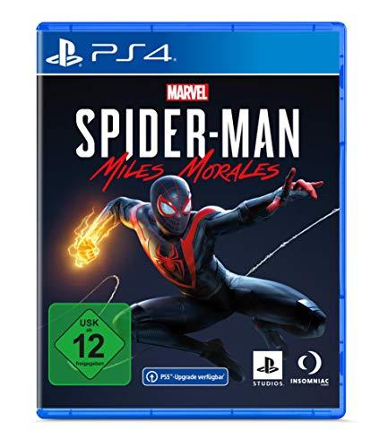 Marvel's Spider-Man: Miles Morales - [PlayStation 4 inkl. kostenlosem Upgrade auf PS5]
