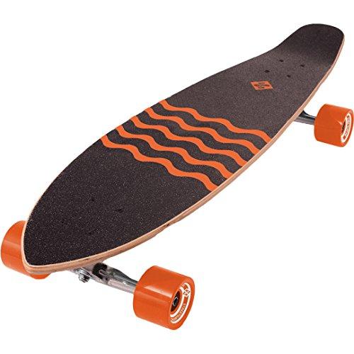 Street Surfing 390232 - Longboard Kicktail 36, Skateboard