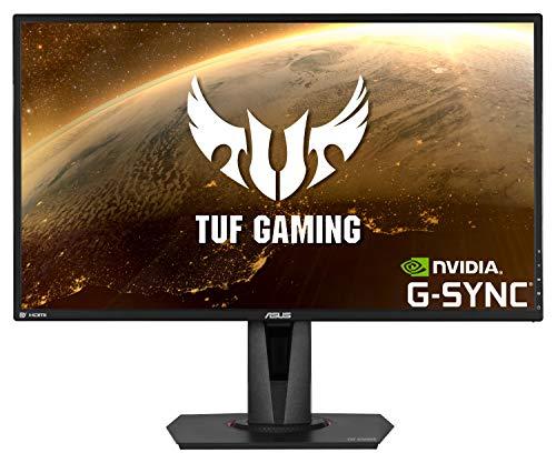 ASUS TUF Gaming VG27AQ 68,58 cm (27 Zoll) Monitor (WQHD, FreeSync, G-Sync Compatible, HDMI, DisplayPort, 1ms...