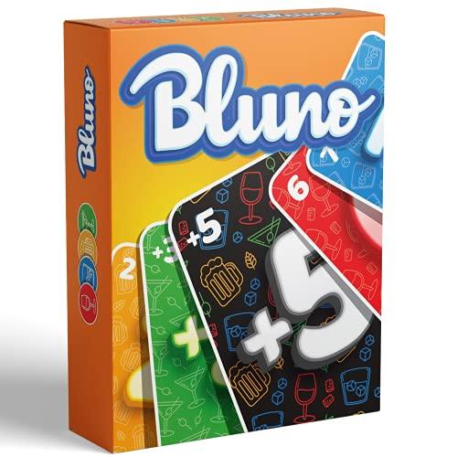 Bluno - Drunk UNO Trinkspiel - Trinkspiel für Erwachsene, Saufspiel - Das Partyspiel zum Spieleabend oder...
