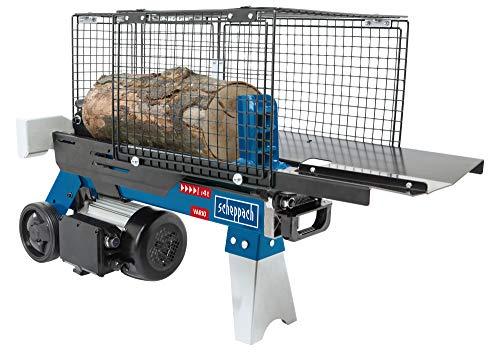 SCHEPPACH HL460 Hydraulikspalter Holzspalter bis 370 mm   4 Tonnen Spaltkraft 4t   Brennholzspalter 230 V  ...