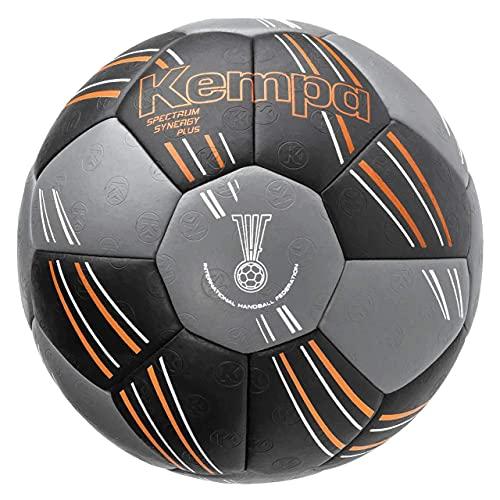 Kempa Spectrum Synergy Primo Handball, schwarz/Anthra, 3